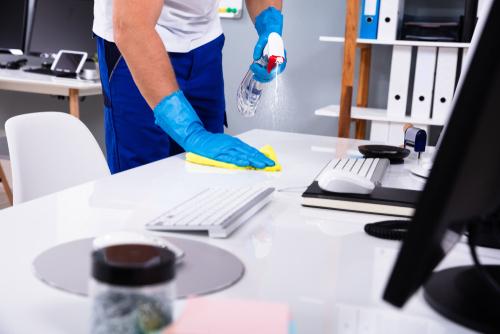 rengøring kontor